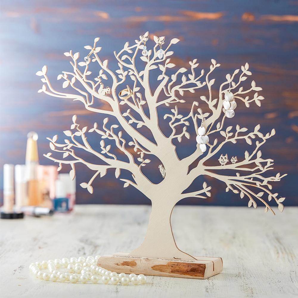 Liebesbaum mit Gravur - Herz Geldbaum - Personalisiert  Groß