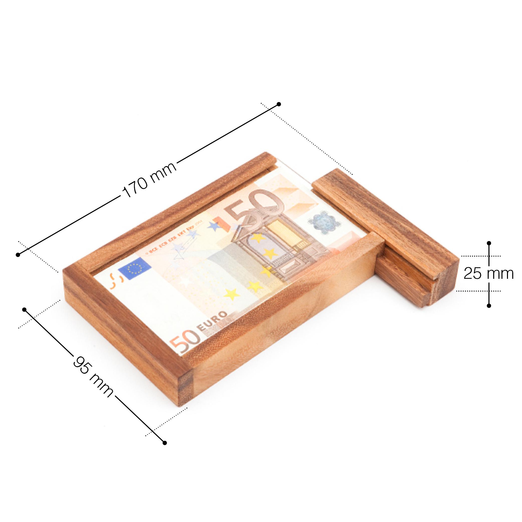 Magische Geldgeschenkbox